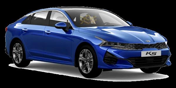 Kia K5 -  Автокредит 3,5%